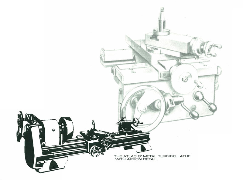 LEO WRYE ZIMMERMAN » Machine Tools